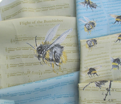 flight of the bumblebee - large gold