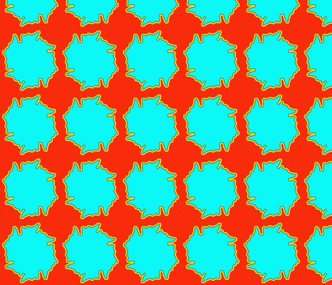 helidots1 fabric by blumenlimonade on Spoonflower - custom fabric