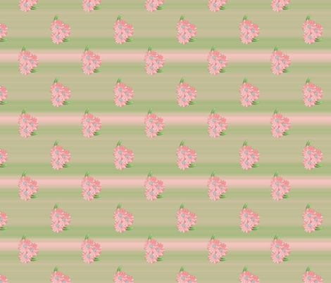 3daisies fabric by anino on Spoonflower - custom fabric