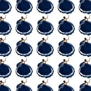 Gala dancer