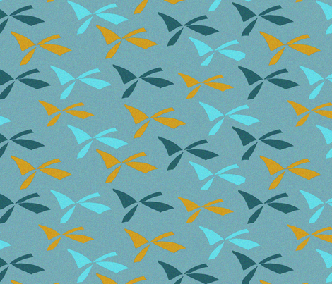 propeller2 fabric by blumenlimonade on Spoonflower - custom fabric