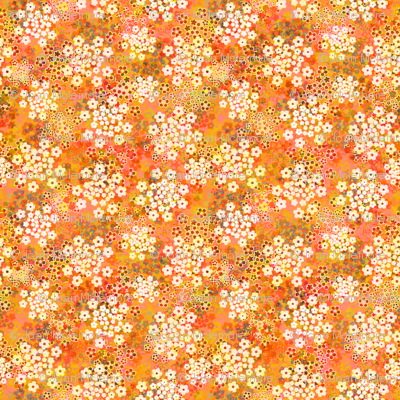 Verbena Orange