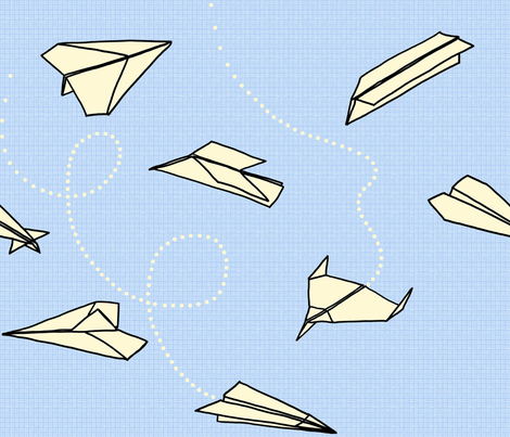 paper aeroplanes A database of paper airplane folding designs and instructions.