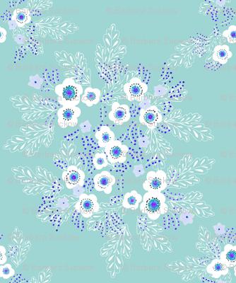 turquoise_enamel_flowers
