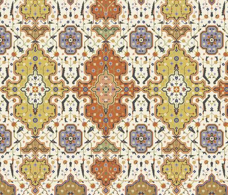 Serpentine 493 fabric by muhlenkott on Spoonflower - custom fabric