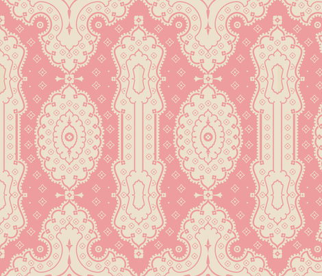 Serpentine 485b fabric by muhlenkott on Spoonflower - custom fabric