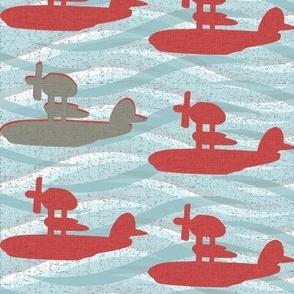 Soaring Seaplanes
