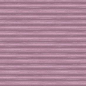 Milkweed Blossom Painted Bauhaus Stripe