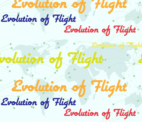 Evolution of Flight3 fabric by bbsforbabies on Spoonflower - custom fabric