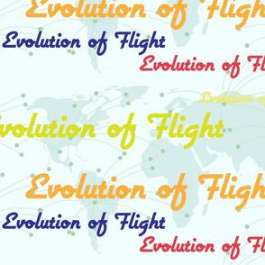 Evolution of Flight3