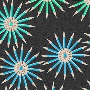 Pencil Stars