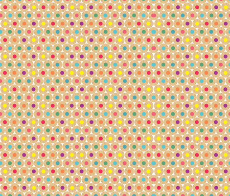 pencil fabric by policunha on Spoonflower - custom fabric