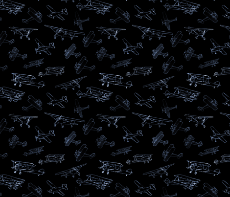 wildsky fabric by blue-eyedsusan on Spoonflower - custom fabric
