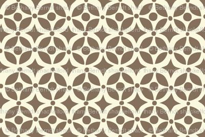 Nesting geometric brown