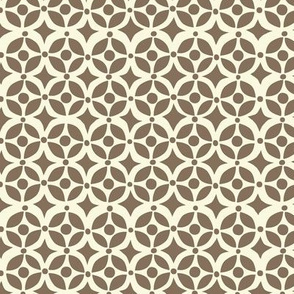Nesting geometric brown