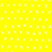 R1339019_white_crosses_offset_on_yellow_sm_trial_jan_4rh_shop_thumb