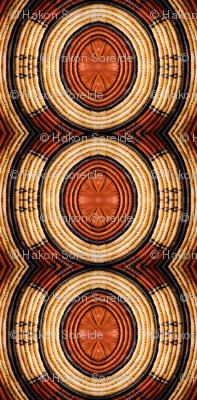 Woven Circular Pattern