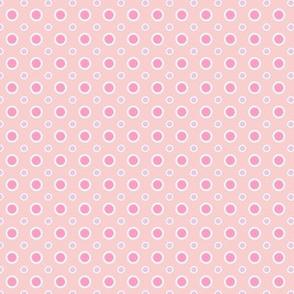 Pastels dots
