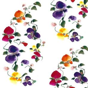 FLOWER VINE DESIGNED SMALLER