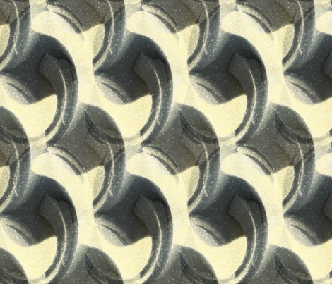 Aristophanes fabric by feebeedee on Spoonflower - custom fabric