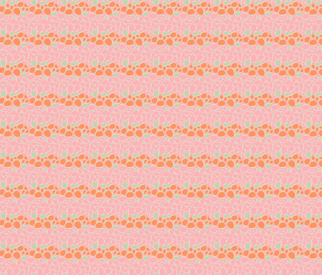 Fiona Petal Pink fabric by spugnardidesign on Spoonflower - custom fabric
