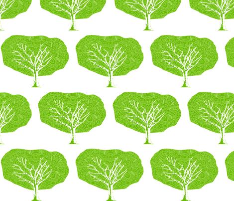 treeheart5 fabric by sweetiepips on Spoonflower - custom fabric