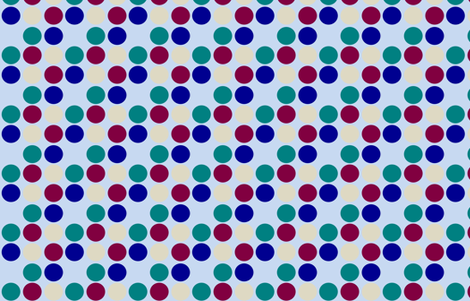 dot dot fabric by hanie on Spoonflower - custom fabric