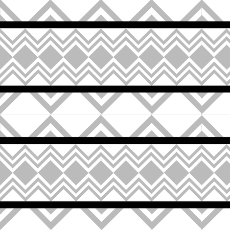 GrayBlackChevron