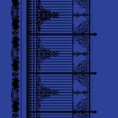 Arkham Asylum [Blue]