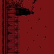 Arkham Asylum [Red]
