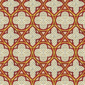 medieval geometric