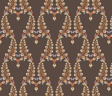 Serpentine 681b fabric by muhlenkott on Spoonflower - custom fabric