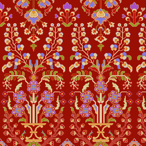 Serpentine 681 fabric by muhlenkott on Spoonflower - custom fabric