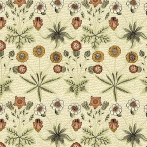 folk art pattern