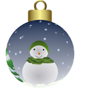snowman_scenery_bauble