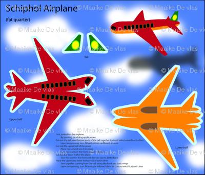 Schiphol airplane
