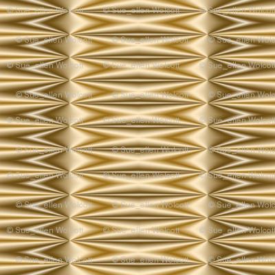 Ruching_V__-gold