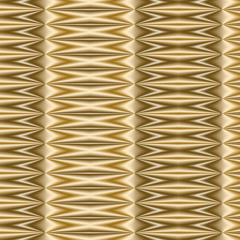 Ruching_V__-gold fabric by fireflower on Spoonflower - custom fabric