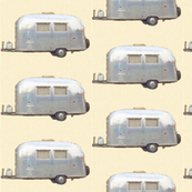 Bambi II Airstream trailer