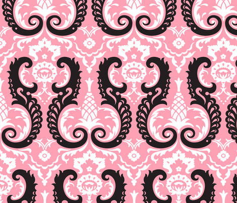 Serpentine 890 fabric by muhlenkott on Spoonflower - custom fabric