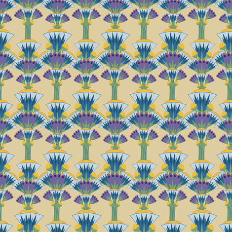 Mandragora fabric by kirpa on Spoonflower - custom fabric