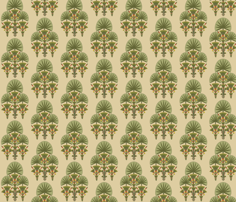 Papyrus fabric by kirpa on Spoonflower - custom fabric