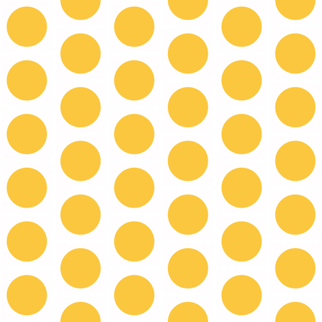 sunny_dot fabric by vo_aka_virginiao on Spoonflower - custom fabric