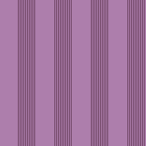 twilight stripes - mauve fabric by weavingmajor on Spoonflower - custom fabric