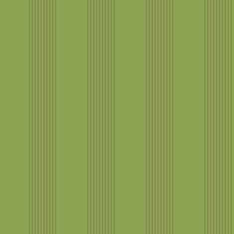 moss and copper stripes fabric by weavingmajor on Spoonflower - custom fabric