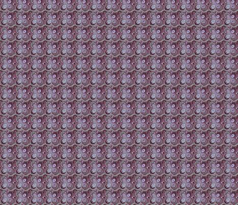 fleur pour Marylin fabric by manureva on Spoonflower - custom fabric