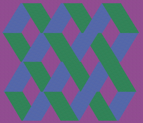 Chevron Pattern fabric by jcoordt on Spoonflower - custom fabric