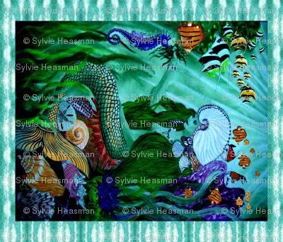 Mermaid_Fat_Quarter_