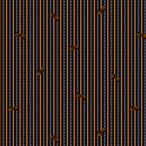 steampunk_stripe fabric by glimmericks on Spoonflower - custom fabric