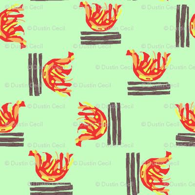 campfires